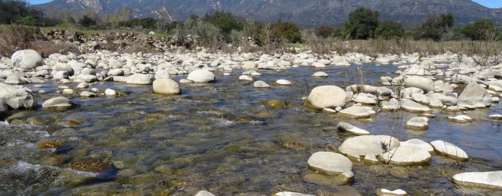 Ventura River - Header