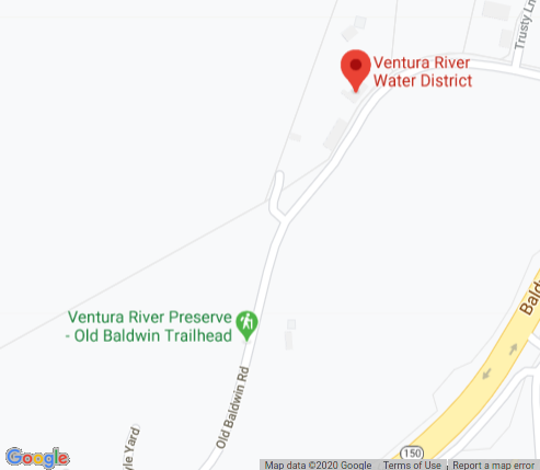 Google Map for VRWD