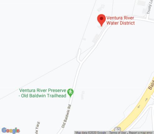 Google Map for VRWD